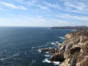 Huatulco Cliffs