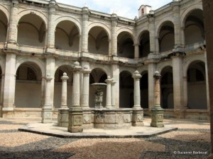 Santo Domingo Cloister