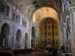 Santo Domingo Interior