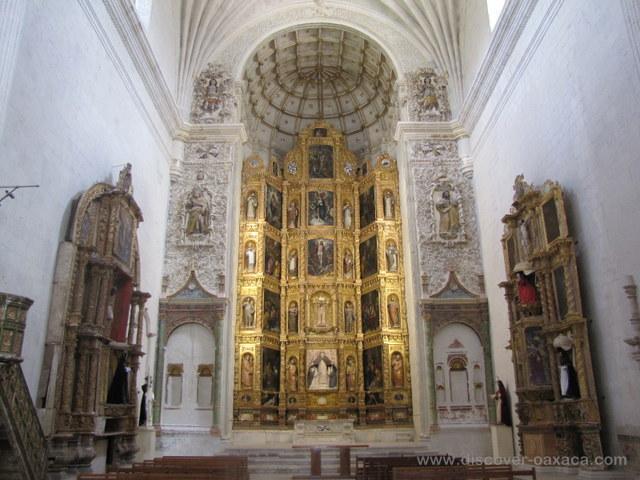 Yanhuitlan retablo