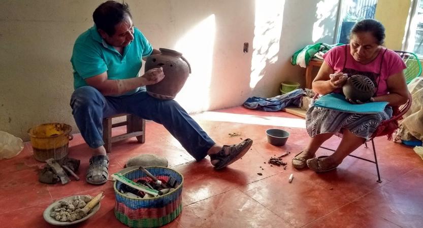 Oaxacan Handicrafts and Folk Art