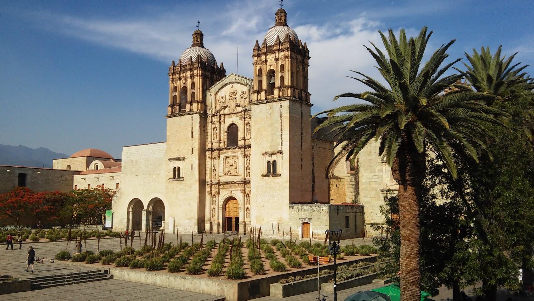 Santo Domingo Church and Cultural Center in Oaxaca