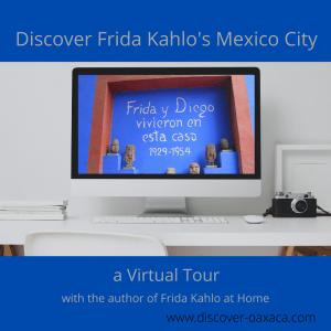 Frida Kahlo Virtual Tour