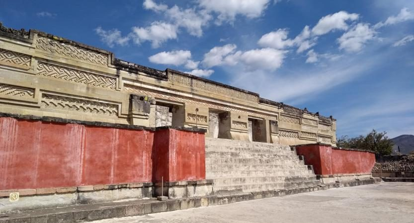 Mitla Archaeological Site